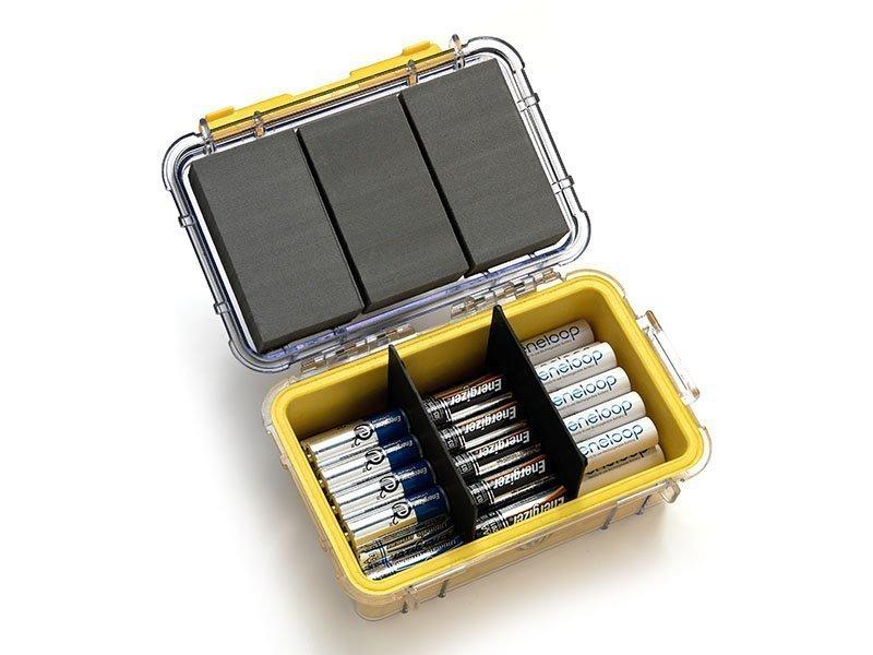 Pelican Battery Case