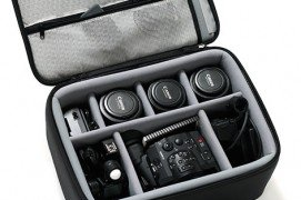 Lightware Custom Case for a Canon C300 Video camera and lenses