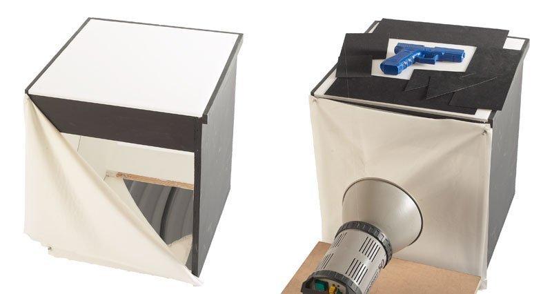 product-photo-light-box-copy-handgun