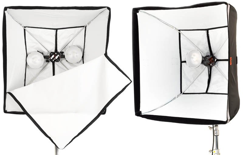 The-foursquare-fsk30-30inch-softbox-with-two-quadra-heads-and-a-single-elinchrom-quadra-strobe