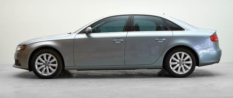 Audi A4 A6 Product Photo Studio Indoors Sports Car Automotive