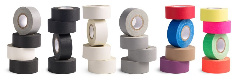 microGaffer-tape-multi-colored-rolls-photographic-grip-mini-four-pack