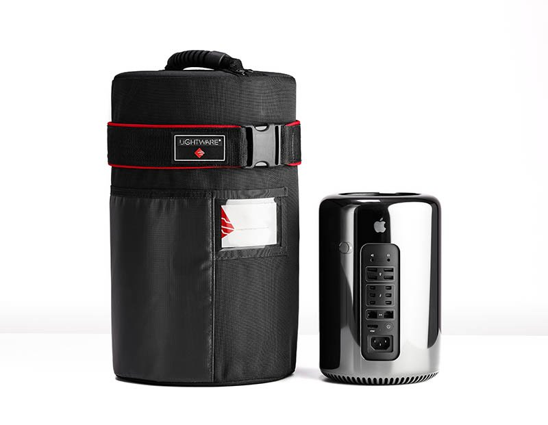 Heavy duty armor for the new 2014 Mac Pro