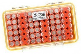 Seventy two Sanyo Eneloop Batteries in one compact package