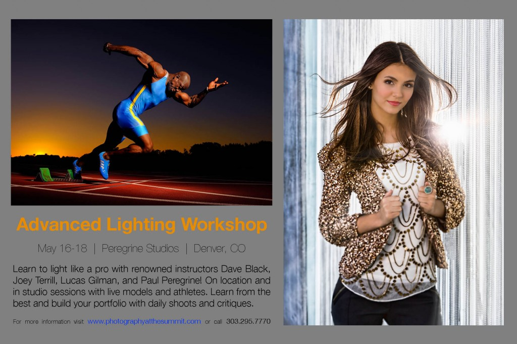 Advanced Lighting Workshop