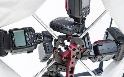 Mounting the new style Flex TT5 using Mini Mounts