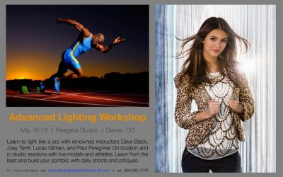The Advanced Lighting Workshop